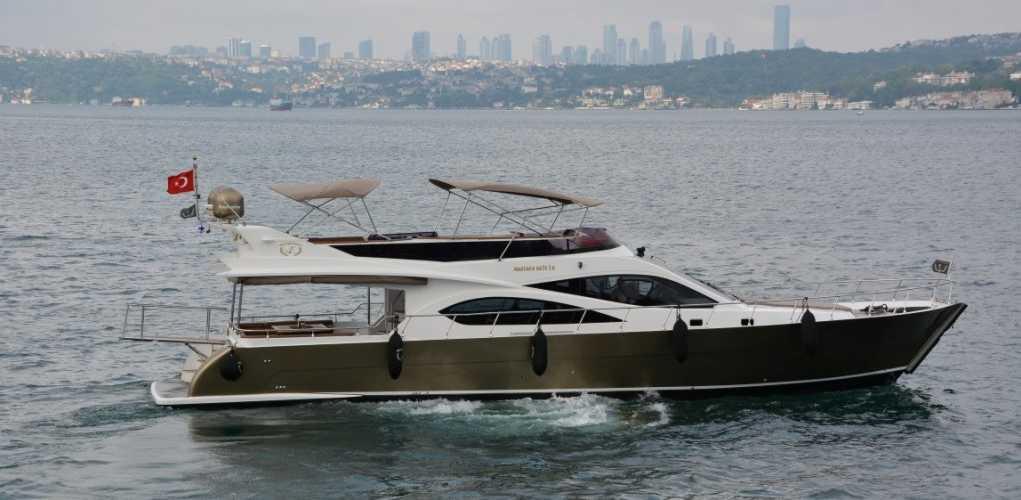 Barco privado