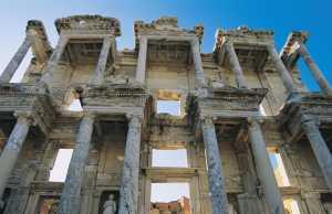 Biblioteca de Celso em efeso