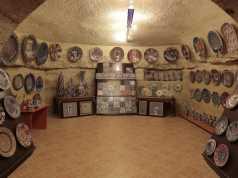 casa da ceramica na capadocia