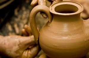 Ceramica na Capadocia