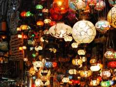Lustres, Grande Bazar, Istambul