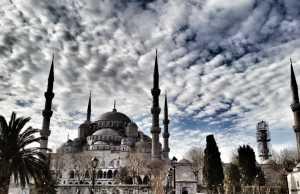 Mesquita Azul, Istambul
