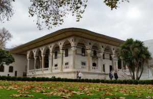 Palacio de Topkapi, Istambul, Turquia