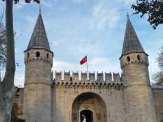 Palacio Topkapi, Istambul
