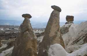 Tres Bellezas na Capadocia